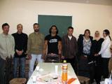 Els alumnes de la Riba acaben el curs de català i les tertúlies